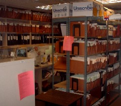 My domain, my very well organized file room